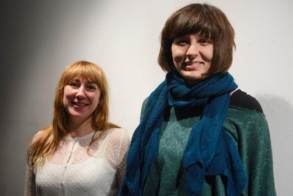 Svitlana Smal et Victoria Leshchenko