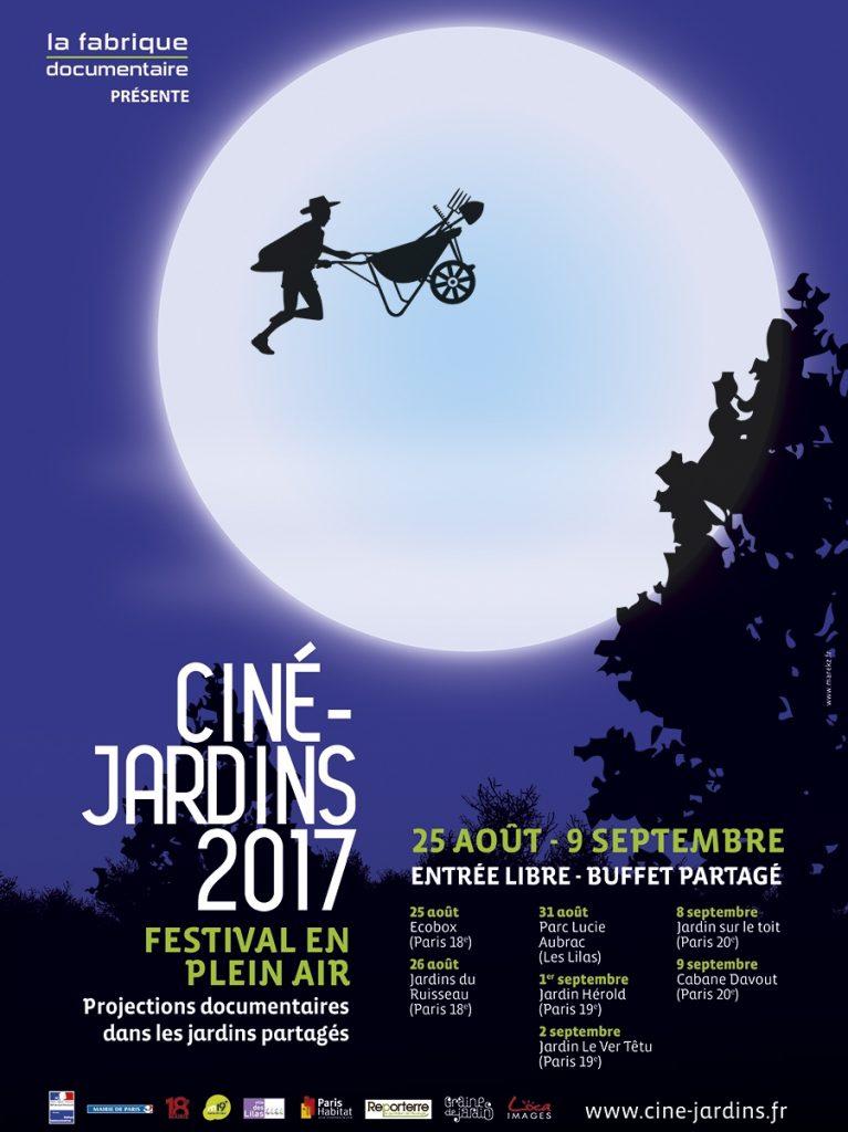 Ciné-Jardins 2017