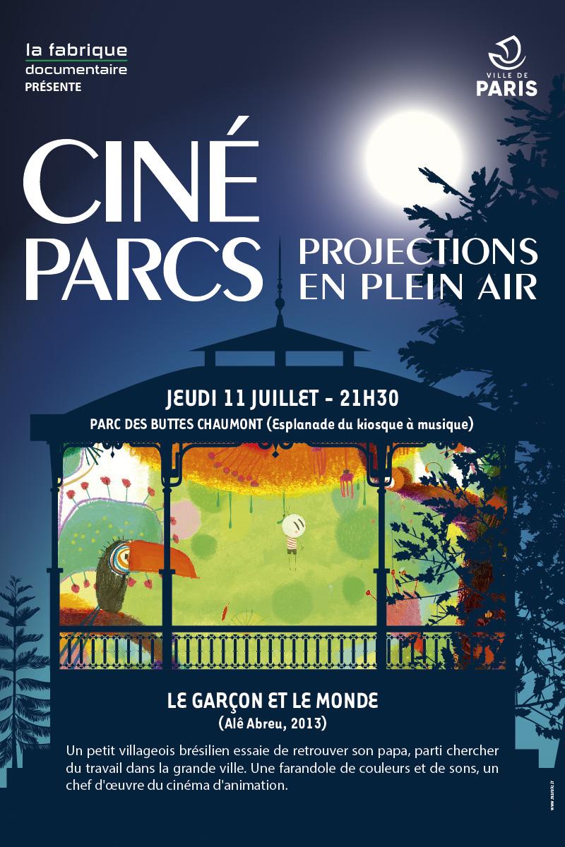 Ciné-Parcs - 11 juillet 2019