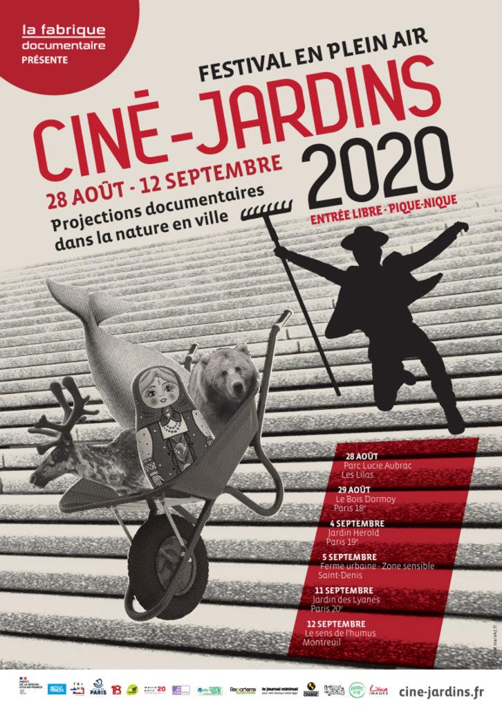Ciné-Jardins 2020