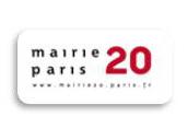 Mairie de Paris 20e